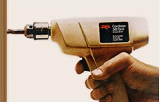 1976 - Taladro a bateria